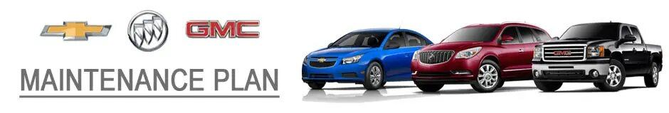 Gm Maintenance Plan Bennett Chevrolet Cadillac Buick Gmc Ltd